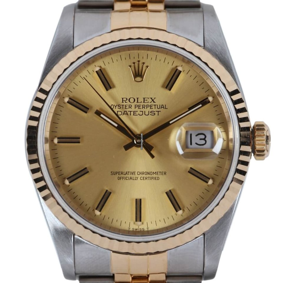 Rolex Datejust 16233 1991 pre-owned