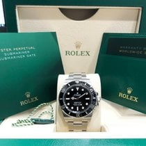 Rolex 124060 Steel 2021 Submariner (No Date) 41mm new United States of America, New York, NEW YORK