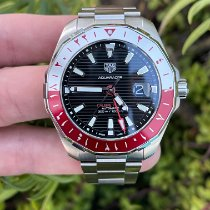 TAG Heuer Steel 43mm Automatic WAY201U.BA0927 pre-owned United States of America, California, Los Angeles