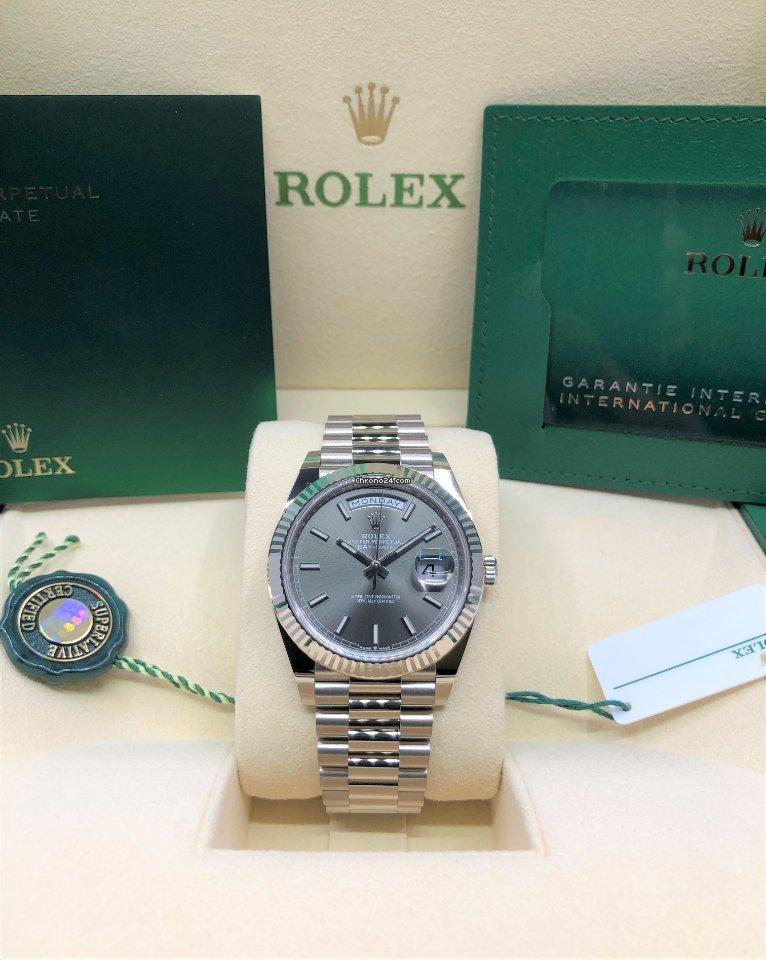Rolex Day-Date 40 228239 2021 new