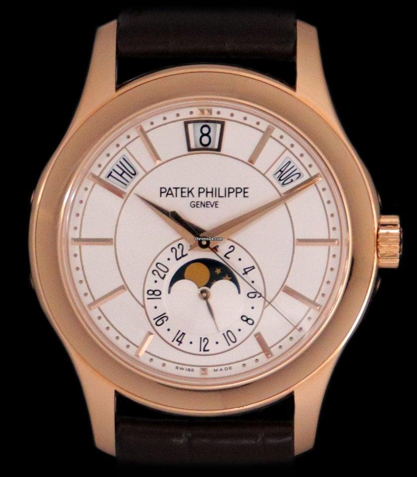 Patek Philippe Annual Calendar 5205R-001 2020 pre-owned