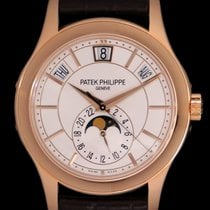 Patek Philippe Annual Calendar 5205R-001 Very good Rose gold 40mm Automatic United States of America, New York, New York