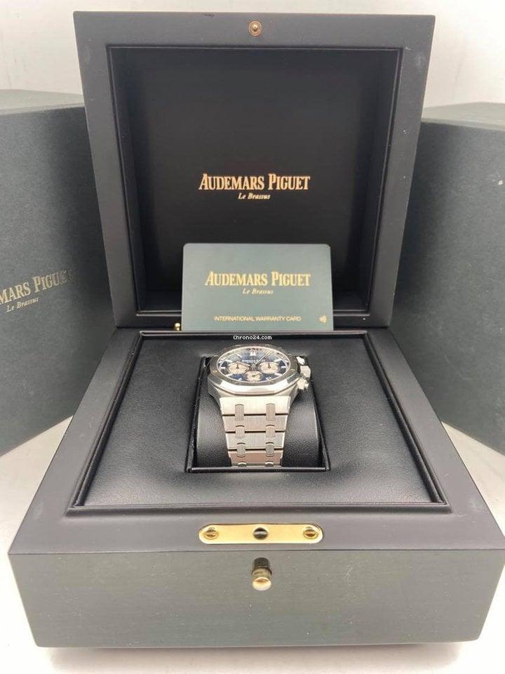 Audemars Piguet Royal Oak Chronograph 26331ST.OO.1220ST.01 2020 new