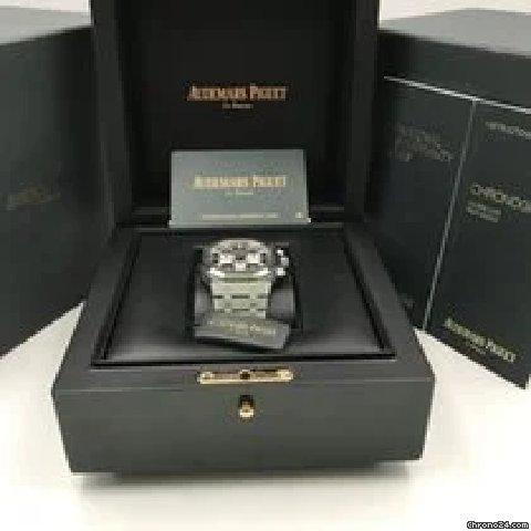 Audemars Piguet Royal Oak Chronograph 26331ST.OO.1220ST.02 2020 new
