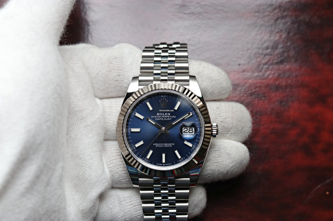 Rolex Datejust 126334 2021 новые