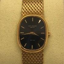 Patek Philippe Golden Ellipse Yellow gold 31mm Blue No numerals United States of America, New York, New York
