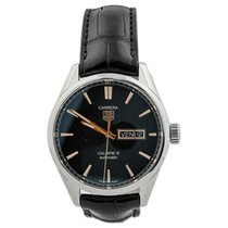 TAG Heuer Steel 41mm Automatic war201c.fc6266 pre-owned