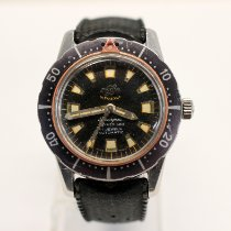 Enicar Steel 36mm Automatic pre-owned United States of America, Massachusetts, West Boylston
