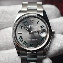 Rolex Datejust Steel 36mm Grey Roman numerals United States of America, Florida, Orlando