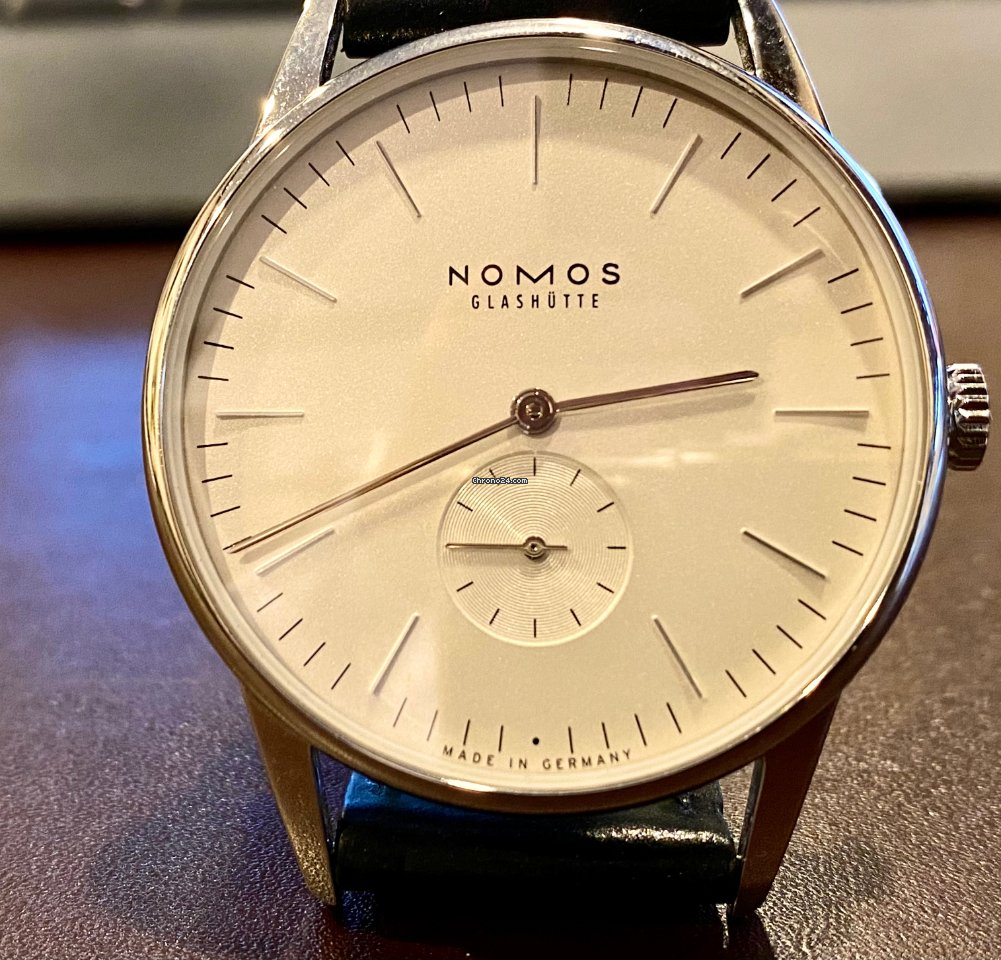 NOMOS Orion 38 384 2019 pre-owned