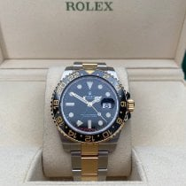 Rolex Gold/Steel 40mm Automatic 116713LN pre-owned New Zealand, Christchurch