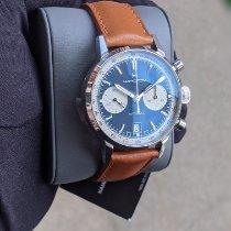 Hamilton Intra-Matic Steel Blue No numerals United States of America, Ohio, dayton