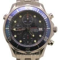 Omega Seamaster Diver 300 M Steel 41.5mm Blue No numerals Australia, Chadstone Vic.