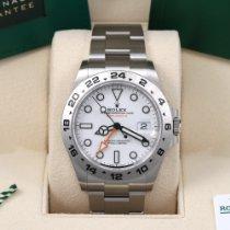 Rolex Explorer II Steel 42mm White No numerals United States of America, California, Los Angeles