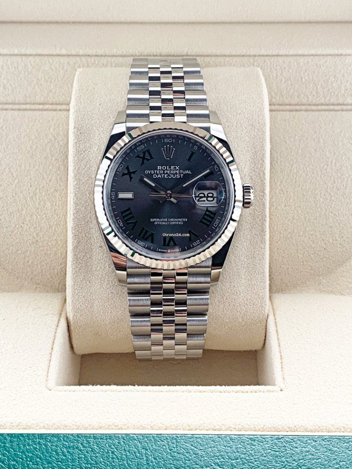 Rolex Datejust 126234 2021 nuevo