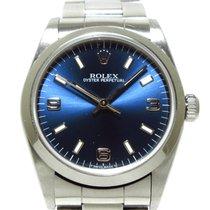Rolex (ロレックス) オイスター パーペチュアル 31 ブルー アラビアインデックス 日本, Tokyo