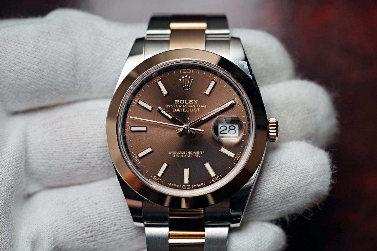 Rolex Datejust 126301 2021 new