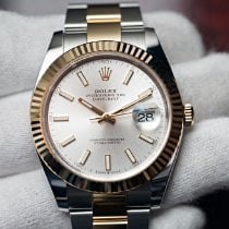 Rolex Datejust new 2021 Automatic Watch with original box and original papers 126333