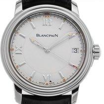 Blancpain Léman Ultra Slim Steel 36mm White