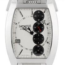 Eberhard & Co. Chrono 4 Stahl 41mm Silber