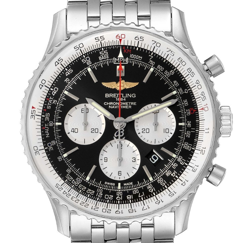 Breitling Navitimer 01 (46 MM) AB0127-211-B1A1 pre-owned