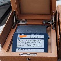 F.P.Journe Manual winding Chronomètre Bleu pre-owned UAE, Abu Dhabi