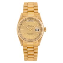 Rolex Day-Date 36 36mm Gold No numerals United States of America, Florida, Surfside