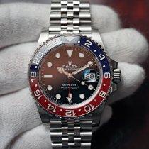 Rolex 126710BLRO Steel 2021 GMT-Master II 2018 40mm new