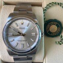 勞力士 Oyster Perpetual 新的 2020 自動發條 附正版包裝盒和原版文件的手錶 124300-0001