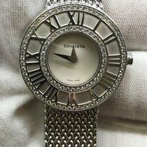 Tiffany Atlas White gold 26mm Silver United States of America, New York, New York