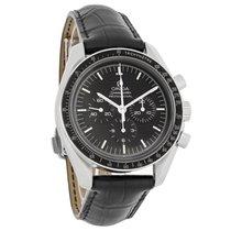 Omega Speedmaster Professional Moonwatch Kunststof 42mm Zwart