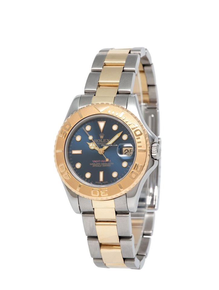 Rolex Yacht-Master 168623 2002 pre-owned