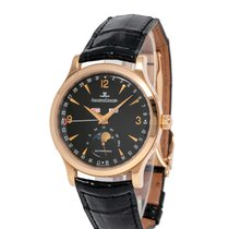 Jaeger-LeCoultre Master Calendar Rose gold 37mm Black Arabic numerals United States of America, New York, Hartsdale