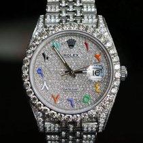 Rolex Datejust 126300 Nem viselt Acél 41mm Automata