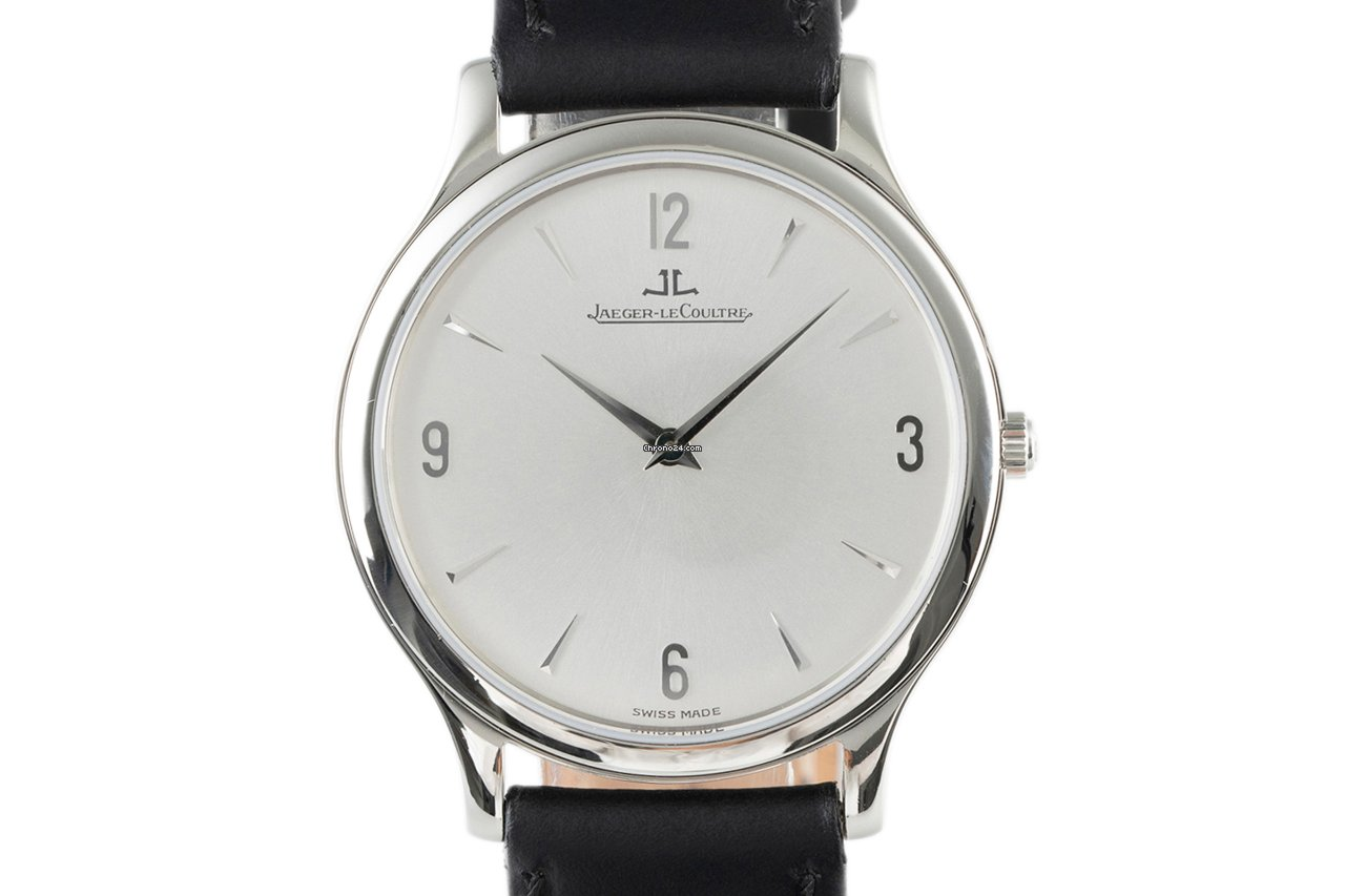 Jaeger-LeCoultre Master Ultra Thin 145.840.792 1997 pre-owned