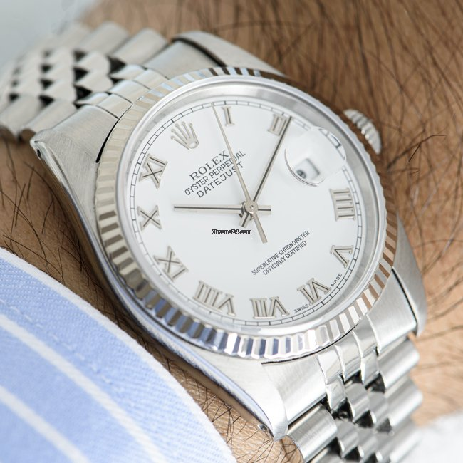 Rolex Datejust 16234 1989 pre-owned