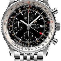Breitling Navitimer новые 2021 Автоподзавод Хронограф Часы с оригинальными документами и коробкой A24322121B2A1