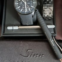 Sinn 900 Steel 44mm Black