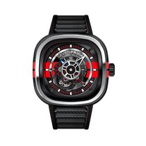 Sevenfriday Steel 47,60mm Automatic P3/BB new