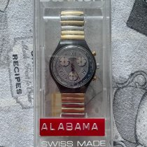 Swatch Chronograph SCN105 pre-owned