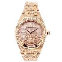 Audemars Piguet Royal Oak Lady pre-owned Gold Rose gold