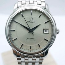 Omega Steel Automatic 4500.31.00 pre-owned