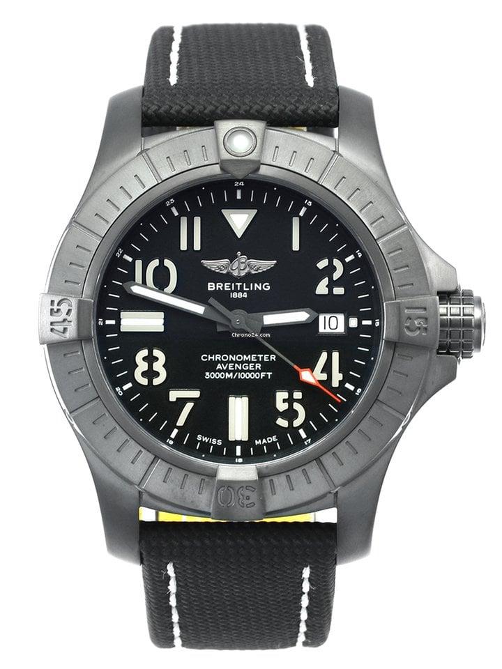 Breitling Avenger Seawolf V17319101B1X1 2021 новые