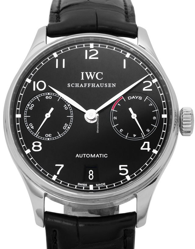 IWC Portugieser Automatik IW500703 2015 gebraucht