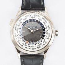 Patek Philippe World Time 5230G-001 Odlično Bjelo zlato 38.5mm Automatika