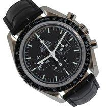 Omega Speedmaster Professional Moonwatch yeni 2021 Manuel kurmalı Kronograf Orijinal kutuya ve orijinal belgelere sahip saat 311.33.42.30.01.002