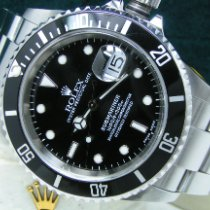 Rolex Submariner Date new 2000 Automatic Watch with original box and original papers 16610