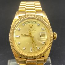 Rolex Day-Date 36 occasion 36mm Or Date Or jaune