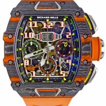 Richard Mille RM 011 Carbon 44mm Grey Arabic numerals United States of America, Florida, Hollywood