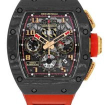 Richard Mille RM 011 Carbon 50mm Black United States of America, Florida, Hollywood
